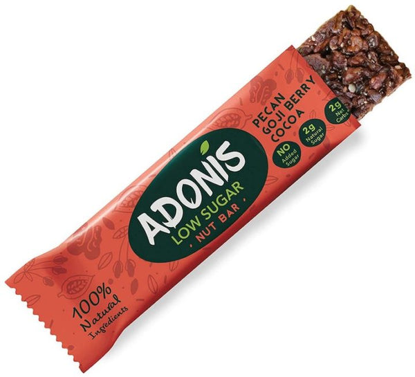Adonis Low Sugar noten reep