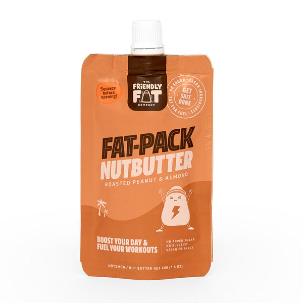 Friendly Fat Company Fat Pack Nutbutter
