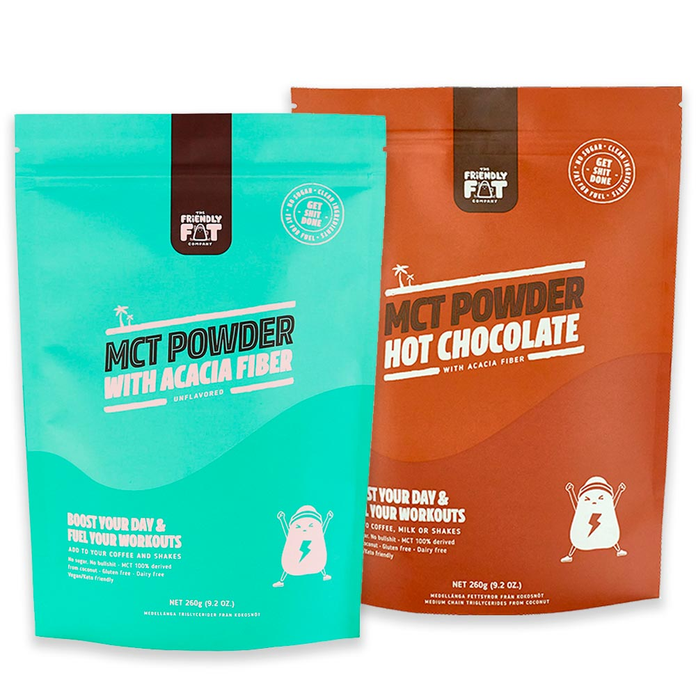 Friendly Fat MCT Powder