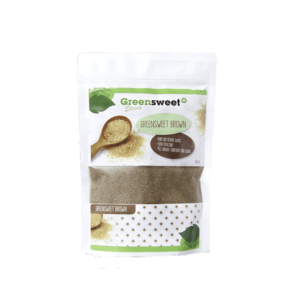 Greensweet Brown 400gr
