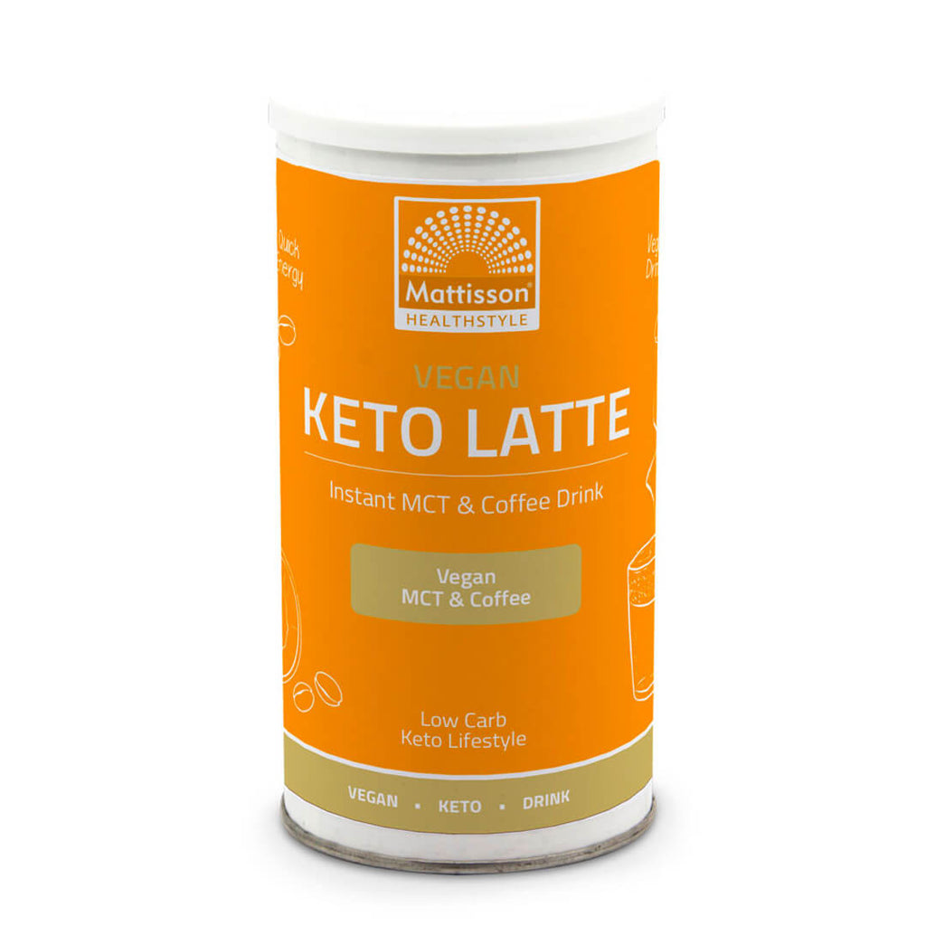 Mattisson Vegan Keto Latte Instant coffee kopen