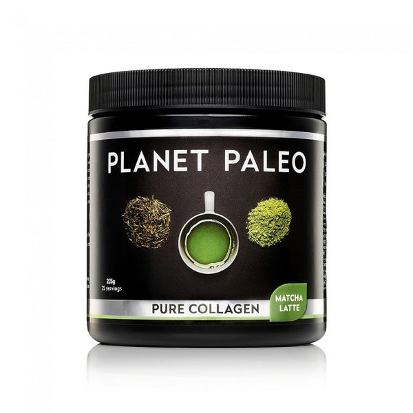 Planet Paleo Matcha Latte
