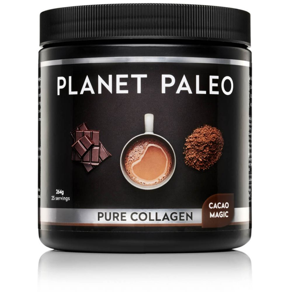 Planet Paleo Pure Collagen Cacao Magic