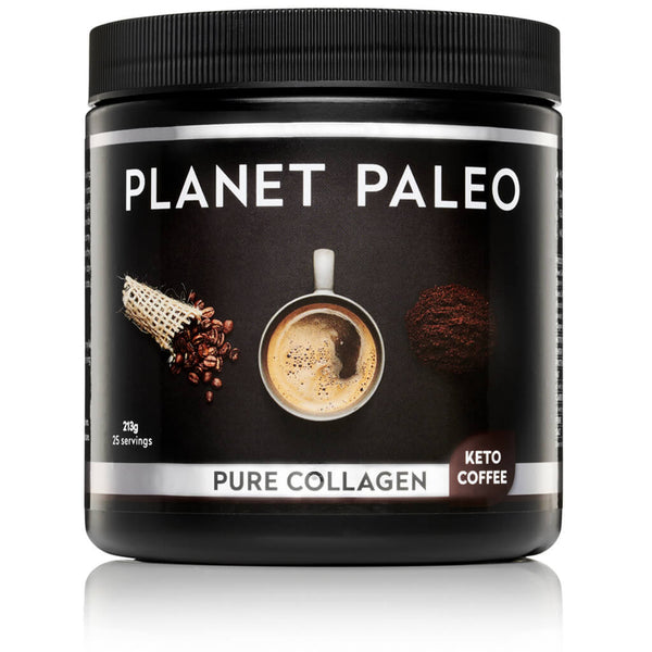 Planet Paleo Pure Collagen Keto Coffee