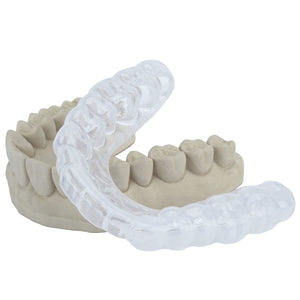Comfort Series | Light to Moderate Grinding & Clenching | Soft but Firm | 3.00 mm | Upper Teeth