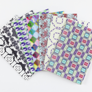 Mixed Pattern Replacement Notecards