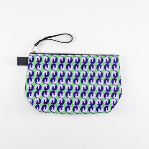 Yin Yang Horse Make Up Bag
