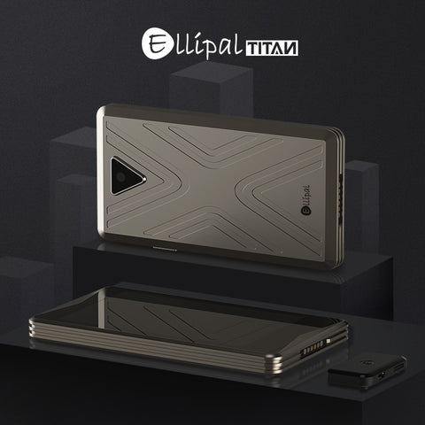 Ellipal Cold storage wallet