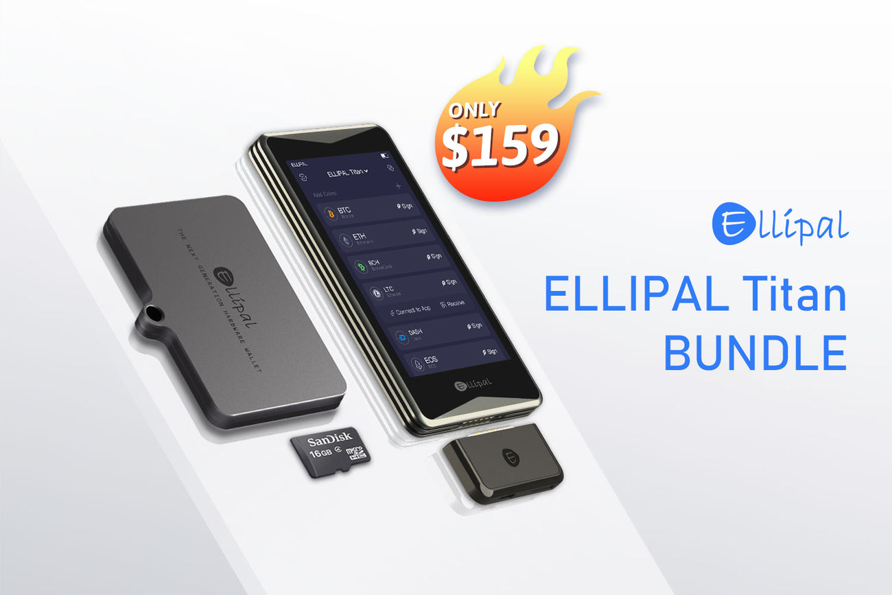 ELLIPAL Titan Bundle