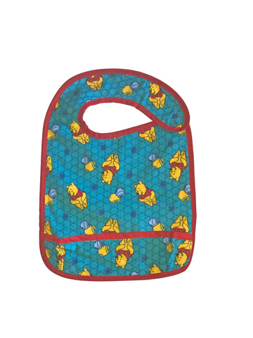 Toddler Large sized Hug-A-Bib Pooh Bear