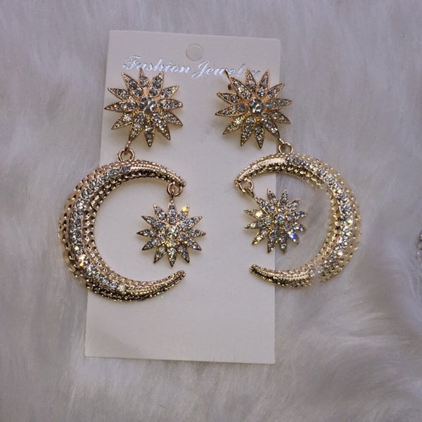 Celestial Goddess Earrings