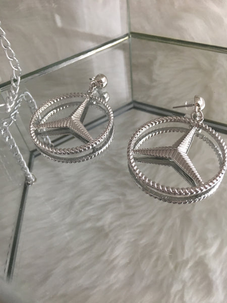 Mercedez Earrings