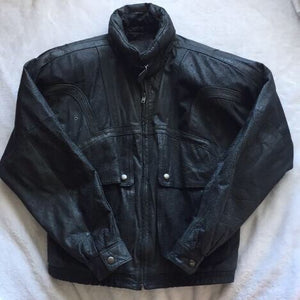 Ground Zero Leather Jacket