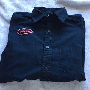 """Cherry"" Work shirt"