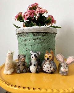 *PRE ORDER* Hand Felted Surprise Critters