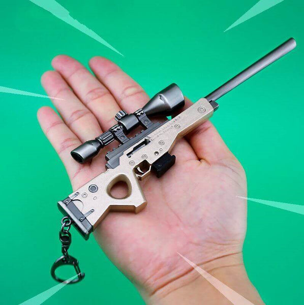 Fortnite Bolt Action Sniper Rifle Awp Zeal Weapons