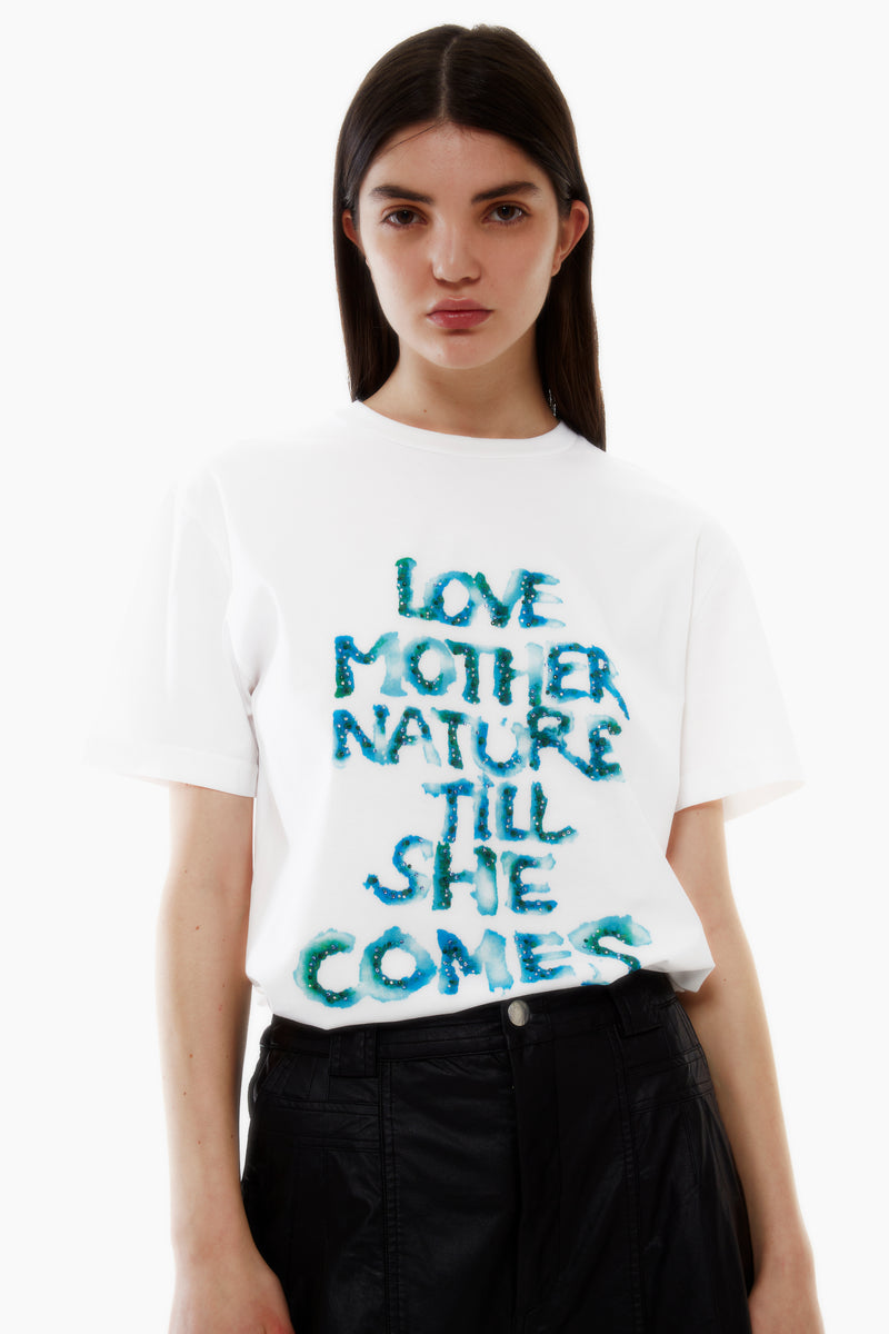 MOTHER NATURE MANIFESTO T-SHIRT