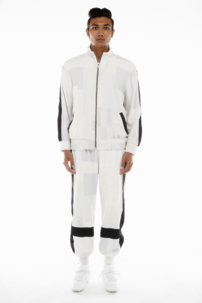RE/KOCHÉ TRACKSUIT JACKET