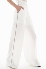 FLUID SATIN VOLUME PANT