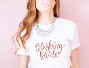 Blushing Bride T-Shirt