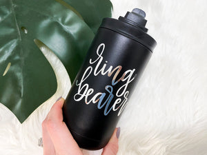 Ring Bearer Kids Tumbler
