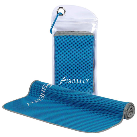 Image of Instant Relief Cooling Towel