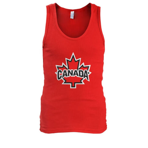 Canada Tank - Red / S / Mens Tank Top - Tank Tops