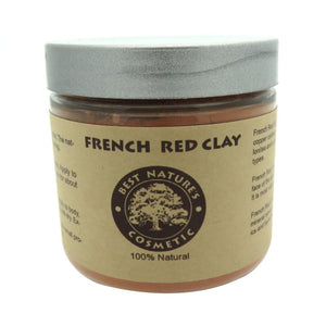 French Red Clay - Pure Natural