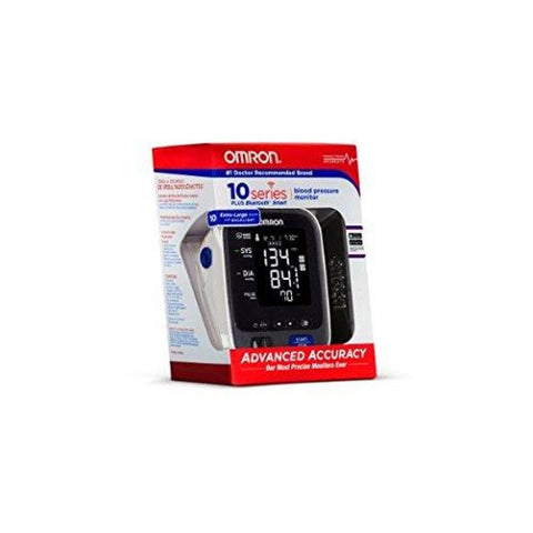 Image of Omron Healthcare Omron 10 Series Blood Pressure Monitor Plus Bluetooth 3 lb: Amazon.ca: Health & Personal Care
