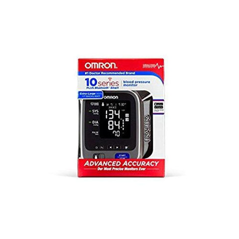 Omron Healthcare Omron 10 Series Blood Pressure Monitor Plus Bluetooth 3 lb: Amazon.ca: Health & Personal Care