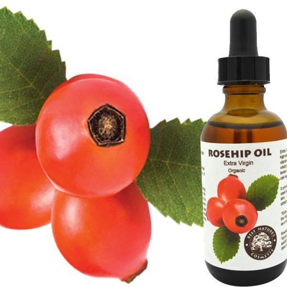 Rosehip Seed Oil Organic - Organic Cold Pressed Unrefined