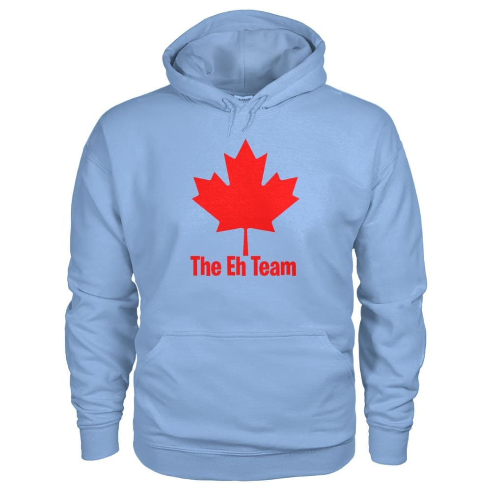 The Eh Team Hoodie - Light Blue / S / Gildan Hoodie - Hoodies