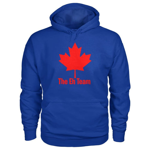 Image of The Eh Team Hoodie - Royal / S / Gildan Hoodie - Hoodies