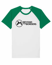 T-shirt baseball beyond the borders homme