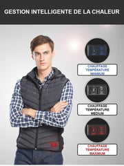 Thermo-Touch XT 3 [2019/2020] - Veste chauffante homme sans manches