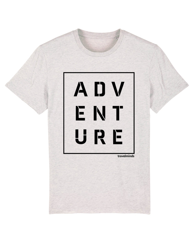T-shirt Adventure Homme