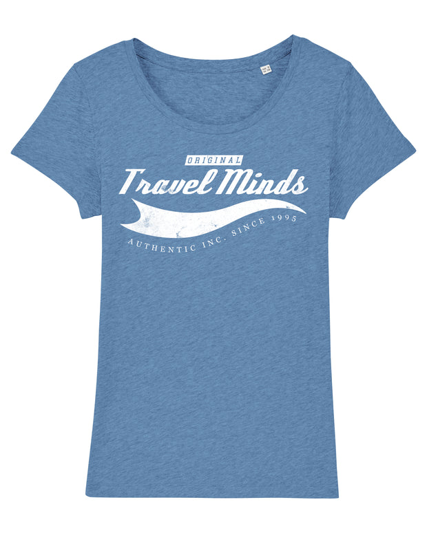 T-shirt TravelMinds original Femme
