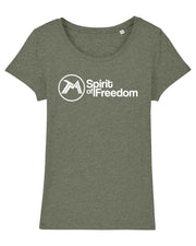 T-shirt Spirit of Freedom Femme