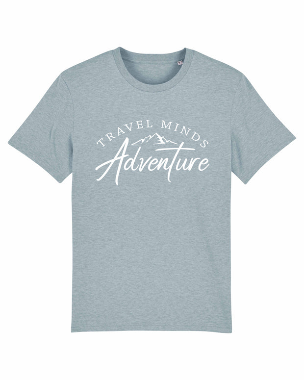 T-shirt Travelminds Adventure homme