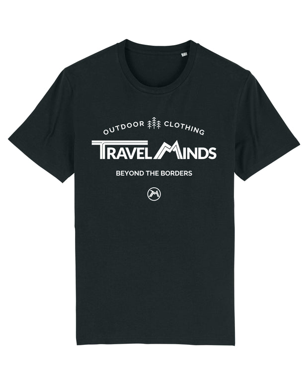 T-shirt TravelMinds Brand Homme
