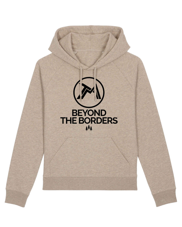 Sweat capuche Beyond The Borders Original Femme