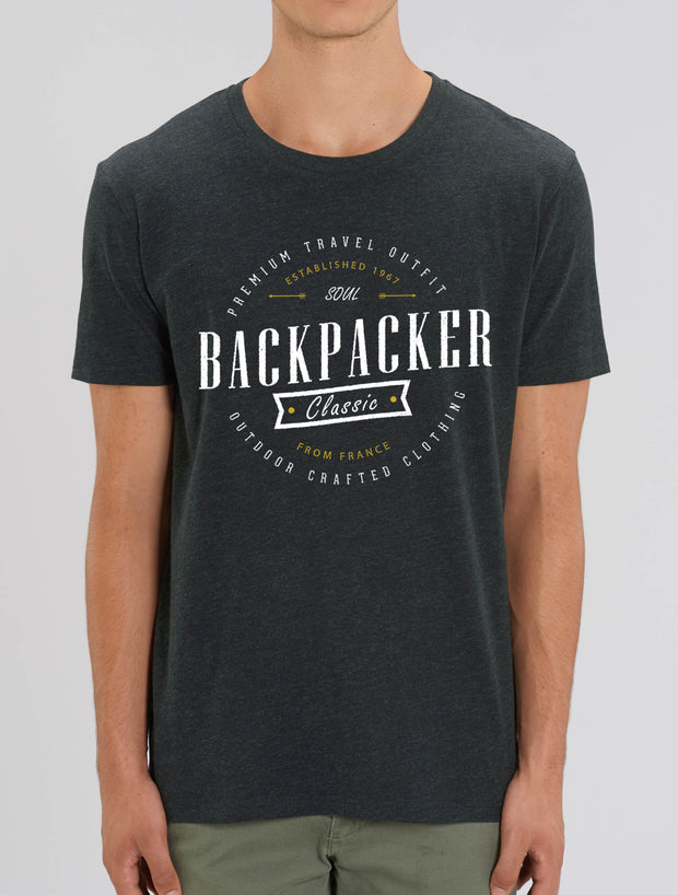 T-shirt Soul Backpacker Homme