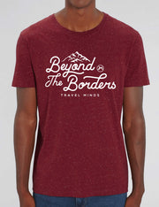 T-shirt Mountain Beyond Homme