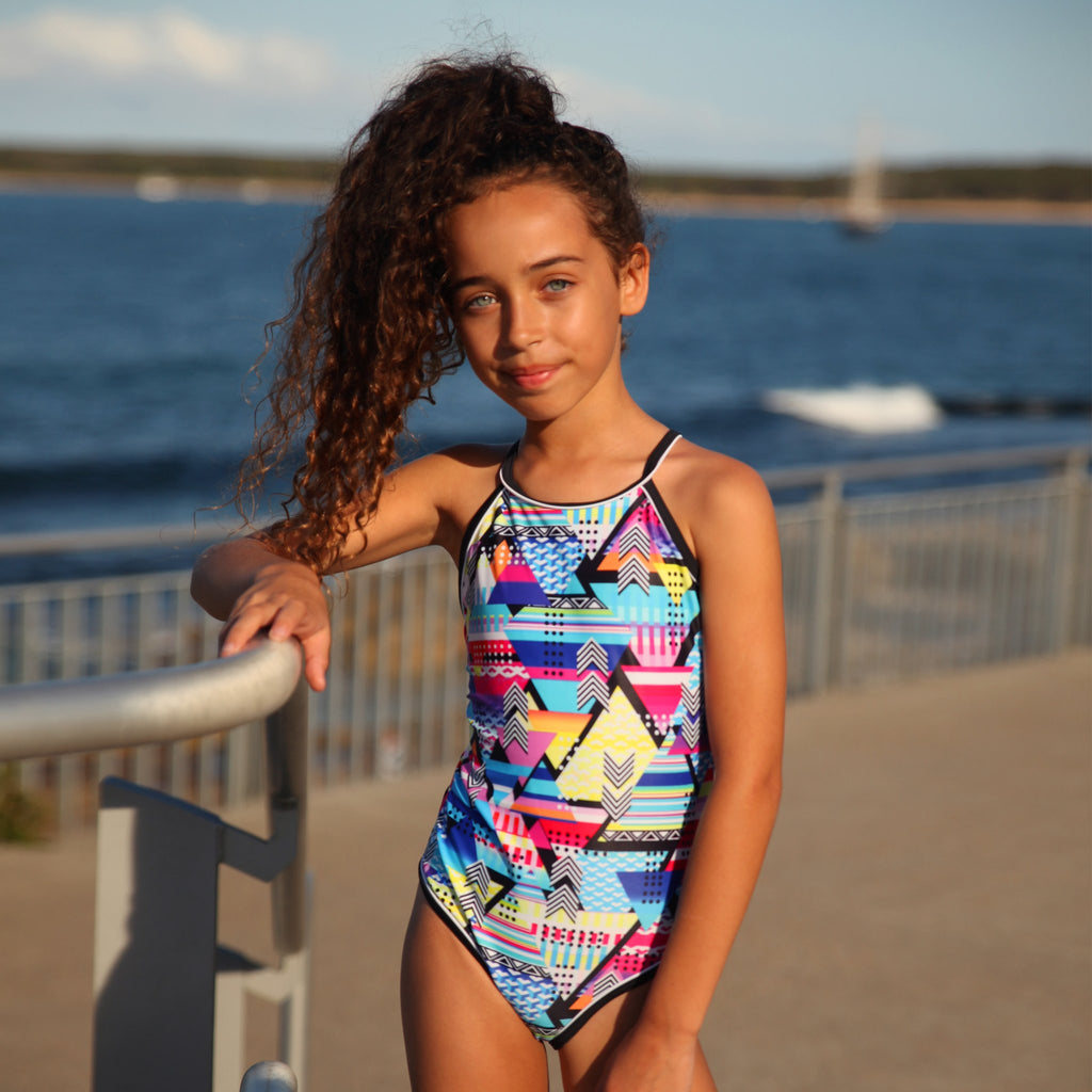 SID Cosmik Girl One Piece Suit - Madison Blair Boutique