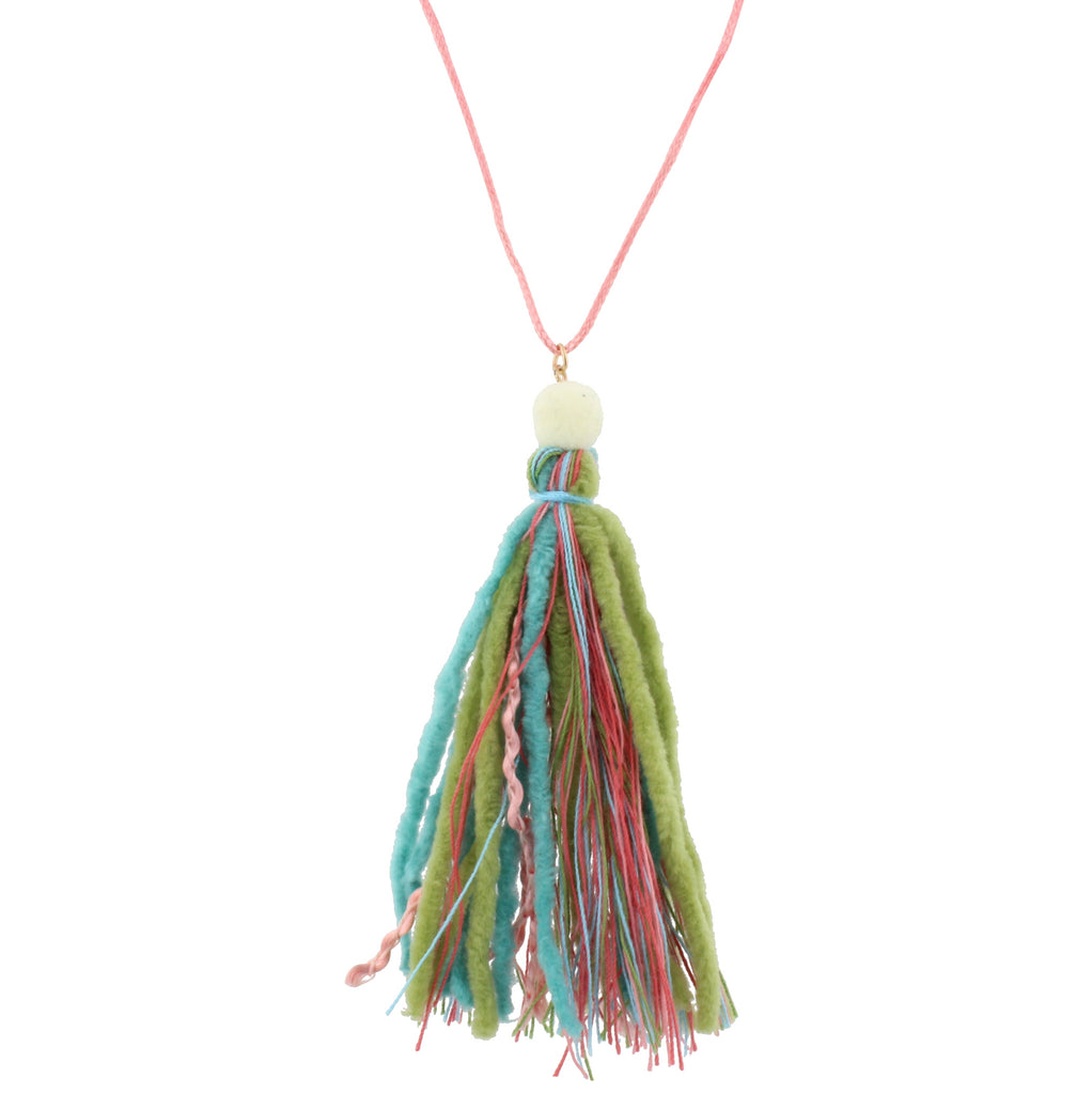 Tassel Necklace - Madison Blair Boutique