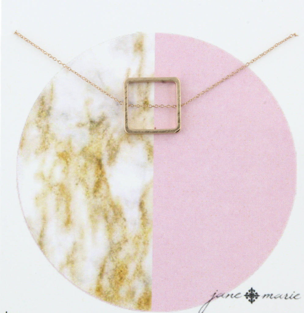 Carded Delicate Necklaces - Madison Blair Boutique
