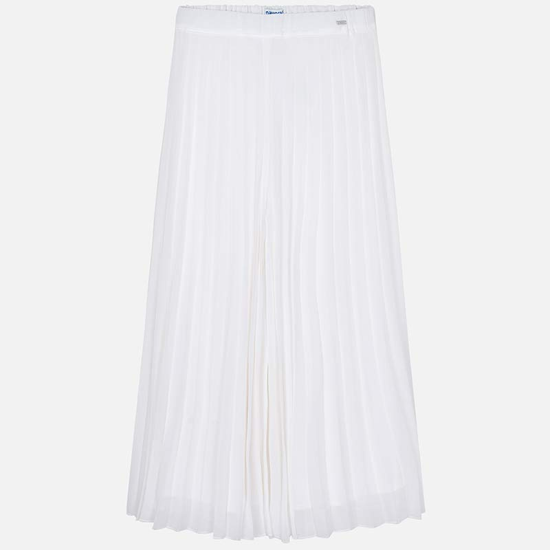 Chiffon Pleated Pant - Madison Blair Boutique
