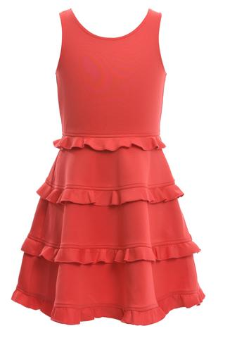 Fit and Flare Sleeveless Dress - Madison Blair Boutique