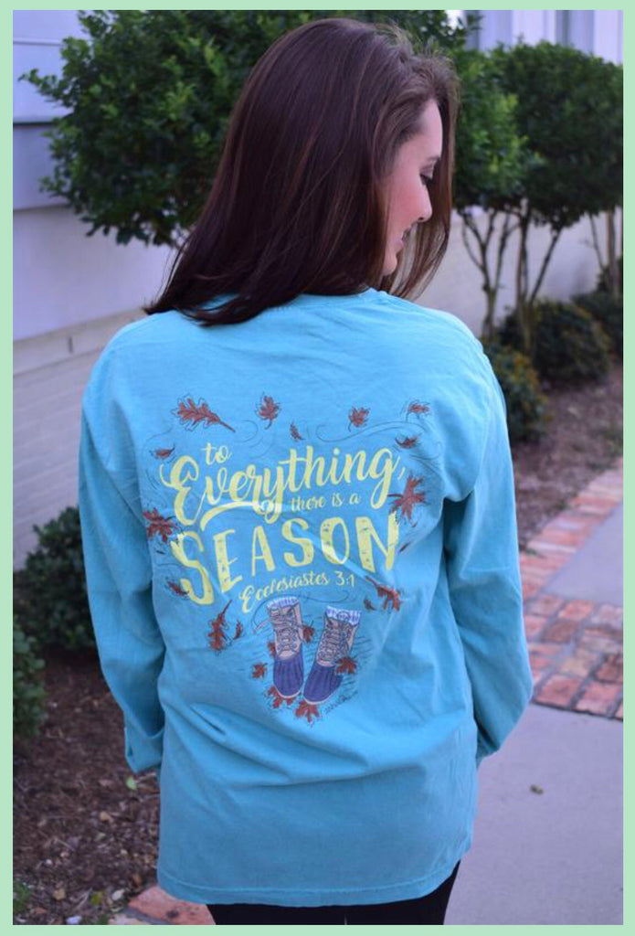 AG Tee -  Season Long Sleeve - Madison Blair Boutique