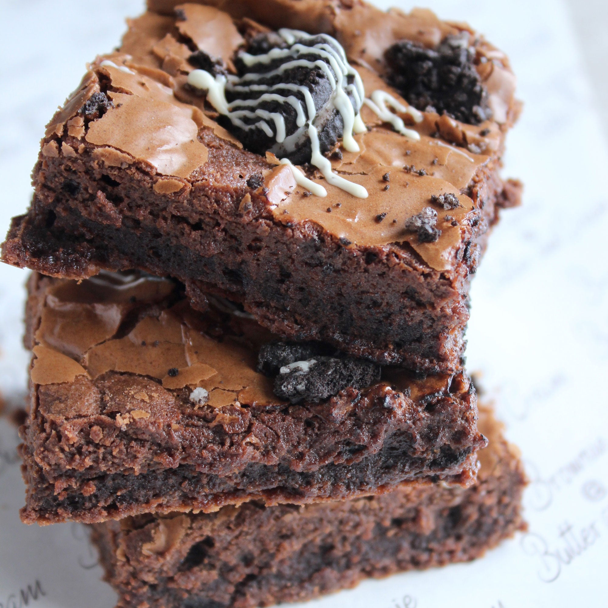 8 Brownie Box